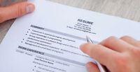 RESUME & COVER LETTER SPECIALIST - QUALITY SERVICE