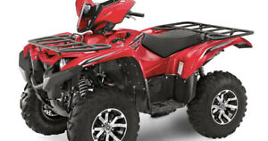 For Sale 2016 Yamaha Grizzly 700 EPS Limited Edition.