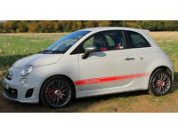 Abarth 500 1.4 T-Jet 3dr, 36,000 Miles Full service history