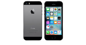 Mint Black 16gb iPhone 5s Complete Locked to Rogers
