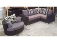 COST PRICE NEW DQF CORNER DEAL ONLY £399