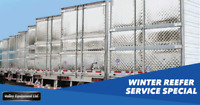 Winter Reefer Service Special
