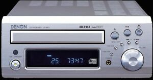 Denon UD-M30 CD CDR player