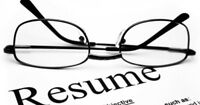Resume Service - better response rate!