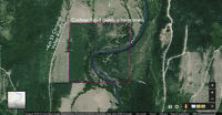 162 acres Prime River frontage in Southern Interior BC, CANADA