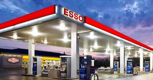 Brand New Esso Gas Station For Sale