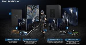 Final Fantasy XV Ultimate Collector's Edition UCE London Ontario image 1