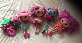 Lala loopsey dolls. Never played with