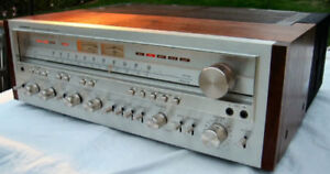 Looking for Pioneer SX series Silver Receiver from 60's & 70's