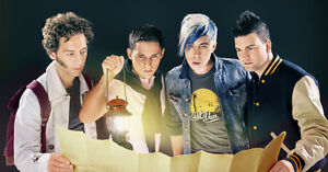 Marianas Trench With Very Special Guest Shawn Hook