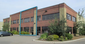 *Reduced! FOR SALE or LEASE: 4,120 SF Central Warehouse Condo