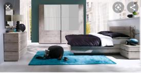 Riccardo kingsize ottoman bed frame brand new boxed Rrp £450