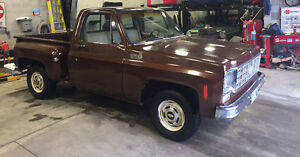 1978 Chevrolet C10 Survivor