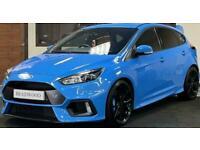 2016 Ford Focus 2.3 RS 5d 346 BHP Hatchback Petrol Manual