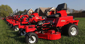 Country Clipper Zero Turn Mowers - Fall Specials On Now!