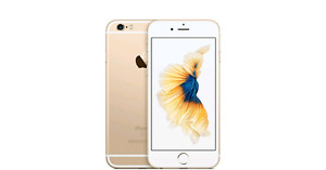 Gold iPhone 6s 64GB for sale!