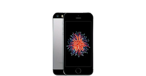 iPhone SE space gray 64GB Telus/Koodo works perfectly in excelle