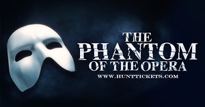 Tickets for Phantom Of The Opera Broadway show