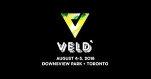 VELD Music Festival GA 2-Day Wristbands & VIP 2-Day Wristbands