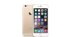 iPhone 6S gold 16GB Telus/Koodo factory new works perfectly in e