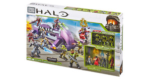 Halo Mega Bloks Exclusive Set #97521 Anniversary Collection