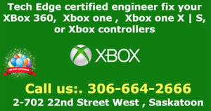 Repair Service for PS-4/XBOX ONE/360/PS-3/Nintendo
