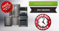 49$. Stove, Washer, Dryer repair service