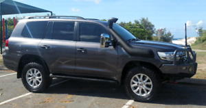 As new, Land Cruiser VX Auto with GVM upgrade