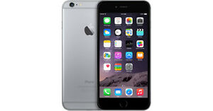 Apple iPhone 6 Plus, 64GB, Space Gray, Telus/Koodo