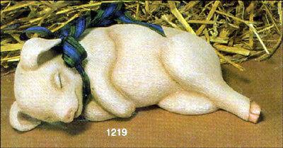 "Керамика под покраску Sleeping Pig 7"""