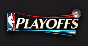 2-4 Toronto Raptors Playoff Tickets - S101/112/301 (All Rounds)
