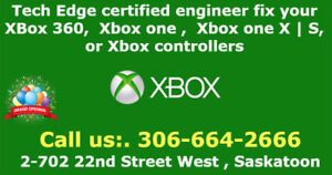 We repair PS4 Sony XBOX 360, ONE or any Gaming console, PERFECT!