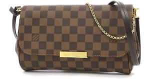 Louis vuitton Favorite MM (with receipt authenticity guaranteed!