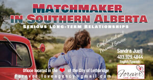 Matchmaker in Southern Alberta
