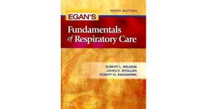 EGAN'S Fundamentals of Respiratory Care - 9th Edition