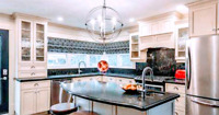 Kitchens and Mantels