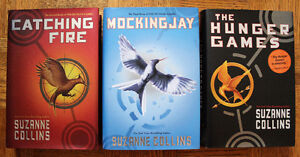 Hunger Games Series- Hardcover