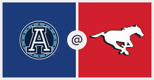 Calgary Stampeders v Toronto Argonauts Two Tickets&41$ Coupons!