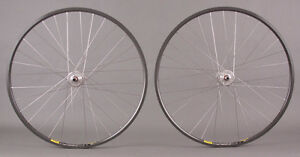 Mavic open pros wheelset