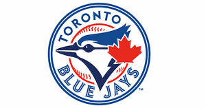 Jays/Orioles July30 4SEATS Field Level Section 117R Above Dugout