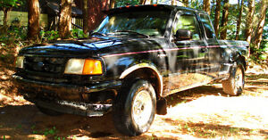1997 Ford Ranger 4 X 4 Extended Crew Cab $999