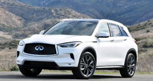2019 QX50 with 11,000 kms