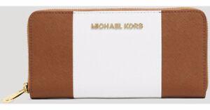 Michael Kors Large Zip Around Wallet