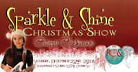 Crissi Cochrane's Sparkle & Shine Christmas w/guests Red & Gray