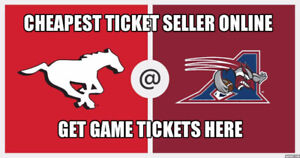 ★★Calgary Stampeders Vs. Montreal Alouettes FRI Sep 29 ★★