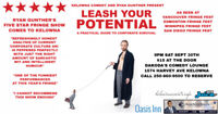 Leash Your Potential Fringe Show