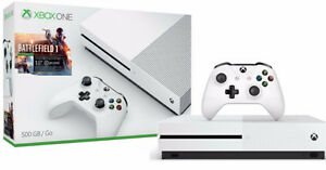 Mint condition Xbox One S for PS4 Pro