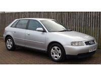 **90k** Audi A3 1.9 TDI 100 automatic 2002 MY SE (MOT 04 / 17 ) TDI AUTO DIESEL