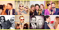 Photobooth with 2 Attendants- unlimited Photos during event!