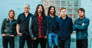 FOO FIGHTERS -Concrete & Gold Tour '18-July12 7PM! Section121R
